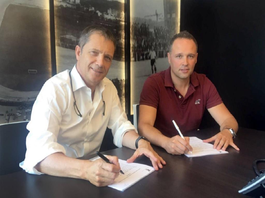 V. Guimarães: Vítor Campelos assume comando técnico como interino