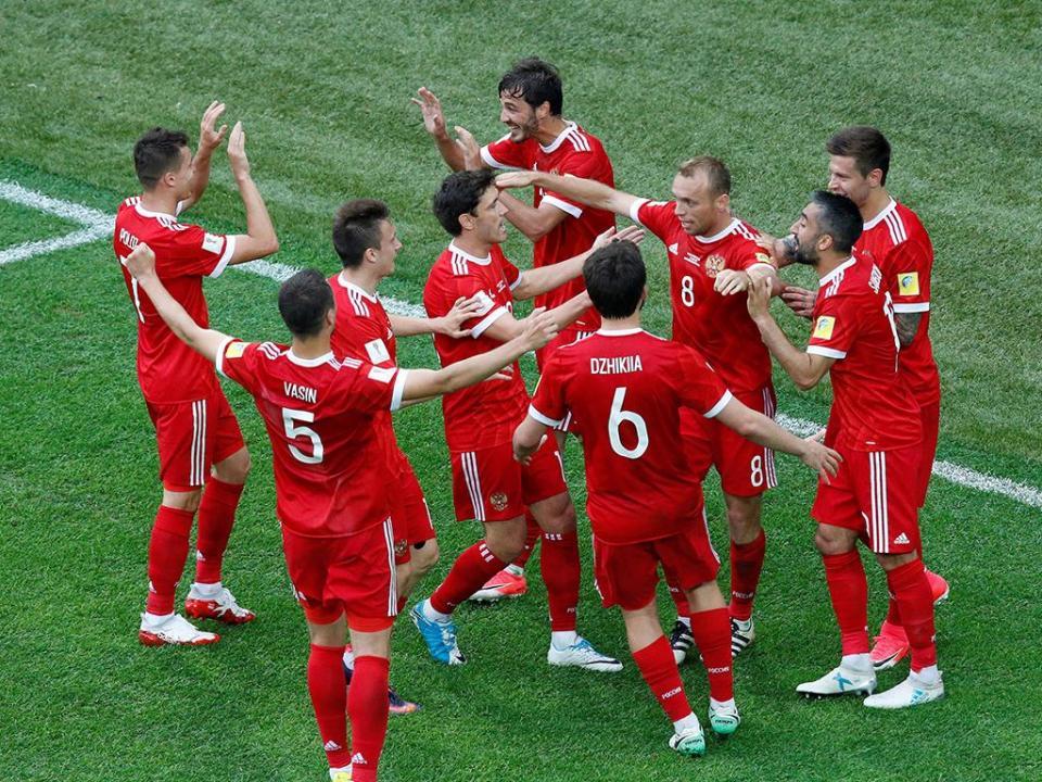 Rússia: ânimo da vitória e fator-casa para abalar «favoritismo» português