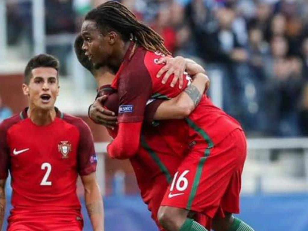 Euro sub-21: Renato Sanches titular frente à Espanha (onzes)