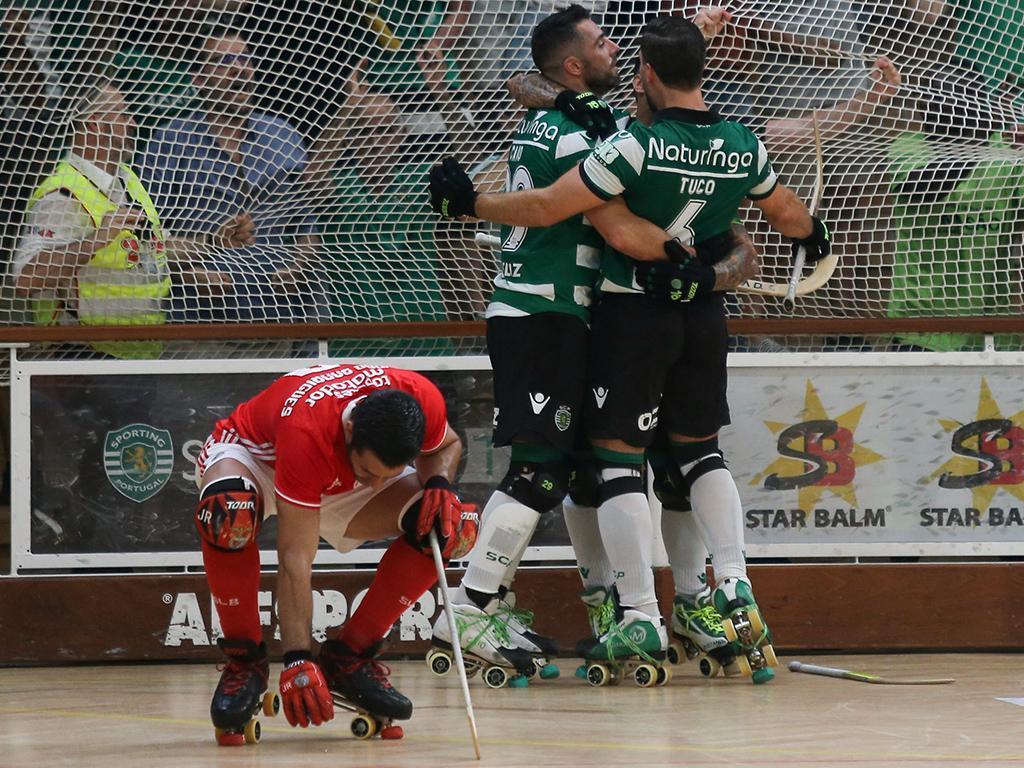 Hóquei em Patins: Sporting apresenta reforço espanhol