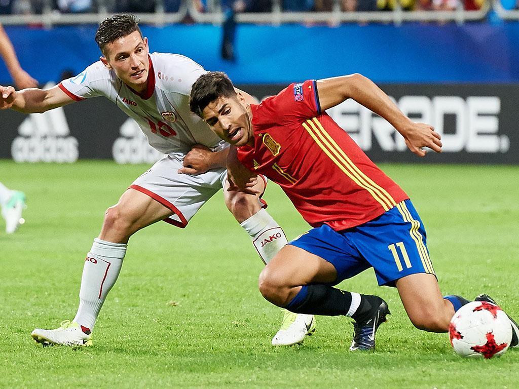 Euro Sub-21: «Portugal tem uma equipa poderosa», Asensio