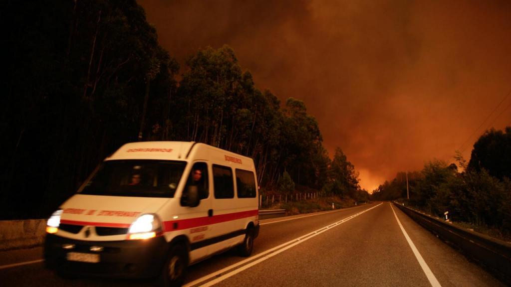 Incêndio em Pedrógão: seleção solidariza-se