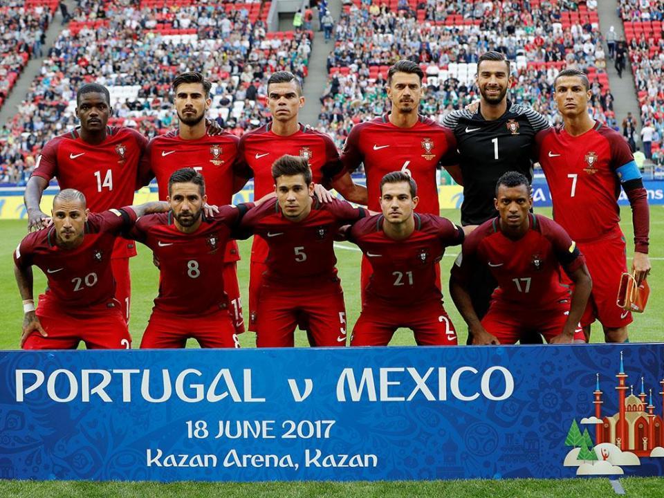 Portugal-México: Ronaldo eleito o melhor em campo