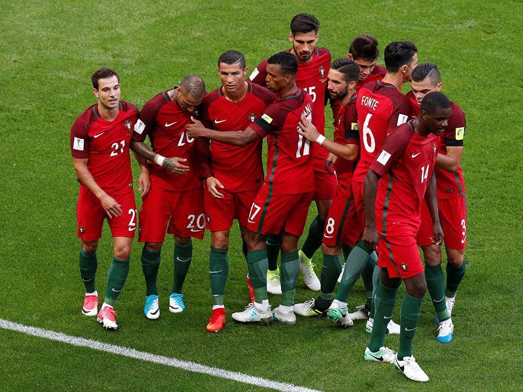 Cristiano Ronaldo: «Não é para soltar os alarmes»