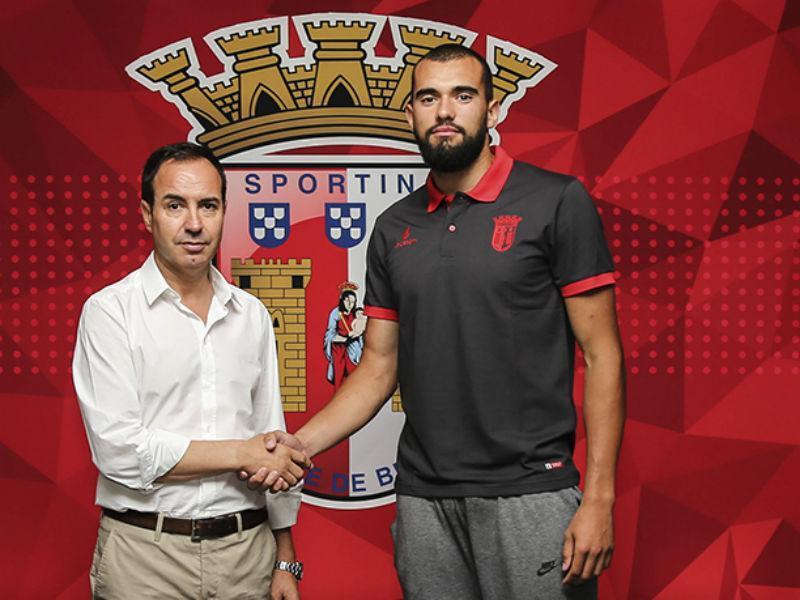 OFICIAL: Sp. Braga contrata Filipe Ferreira