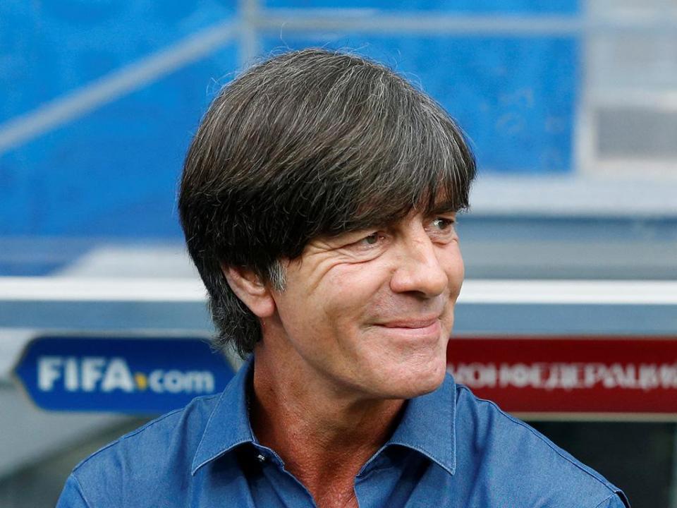 OFICIAL: Joachim Löw renova pela seleção alemã