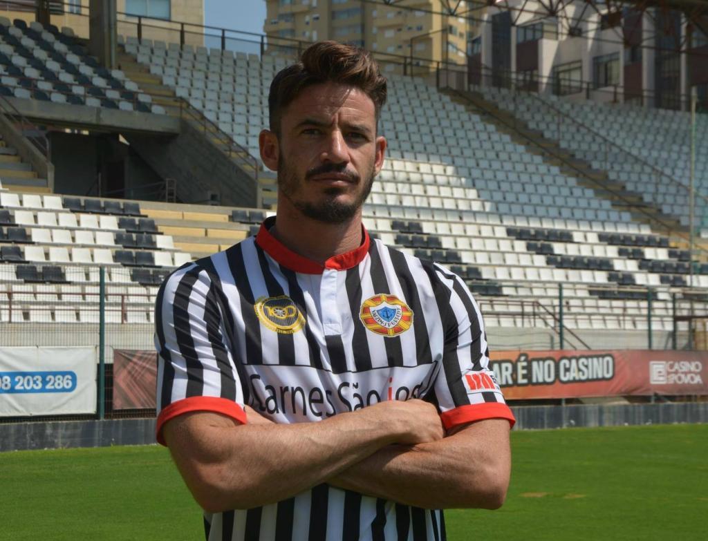 II Liga: Varzim anuncia contratação de Romeu Rocha