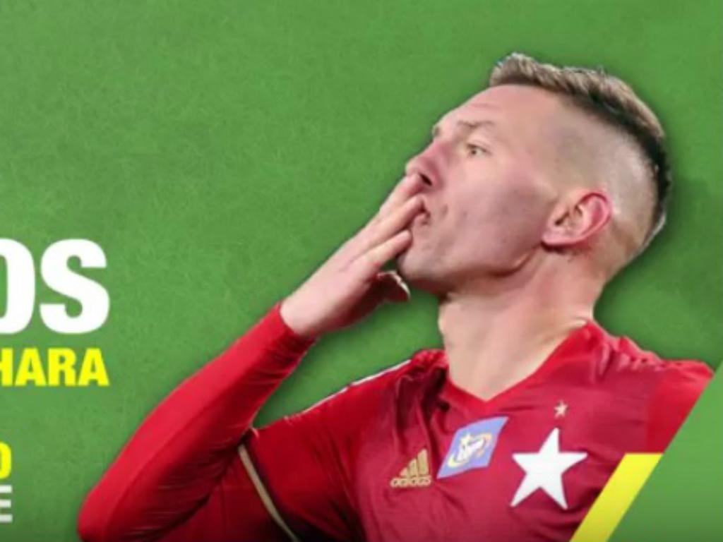 OFICIAL: Mateusz Zachara rescinde com o Tondela