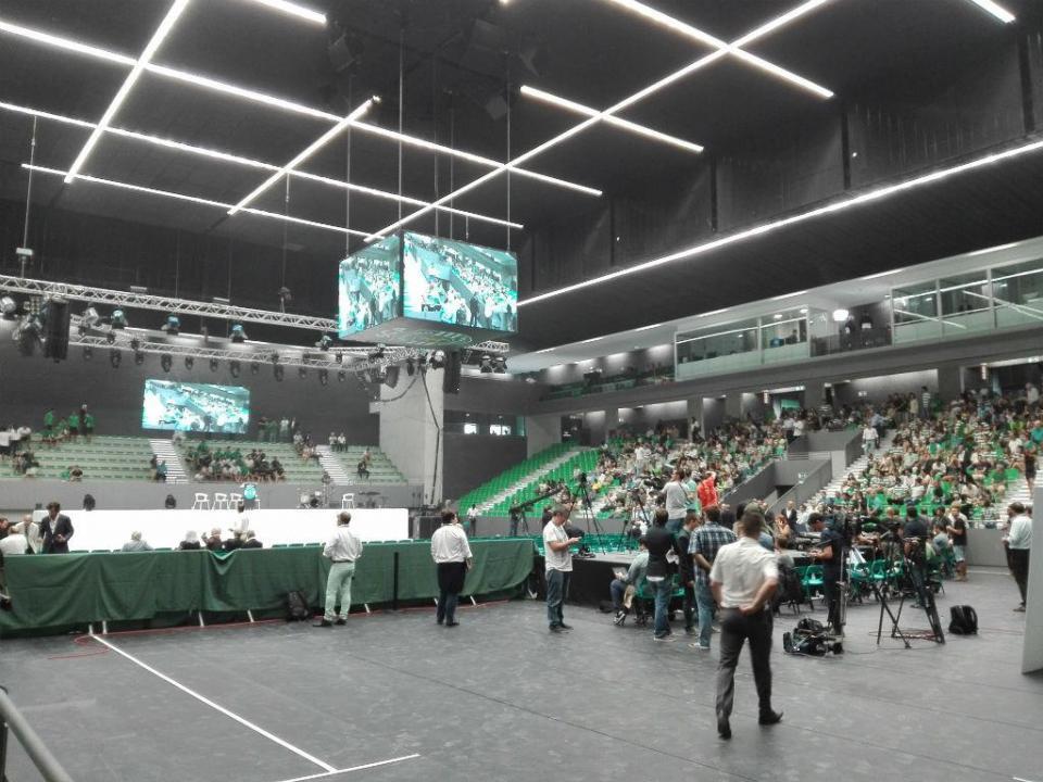 Andebol: Sporting vence à tangente na Liga dos Campeões