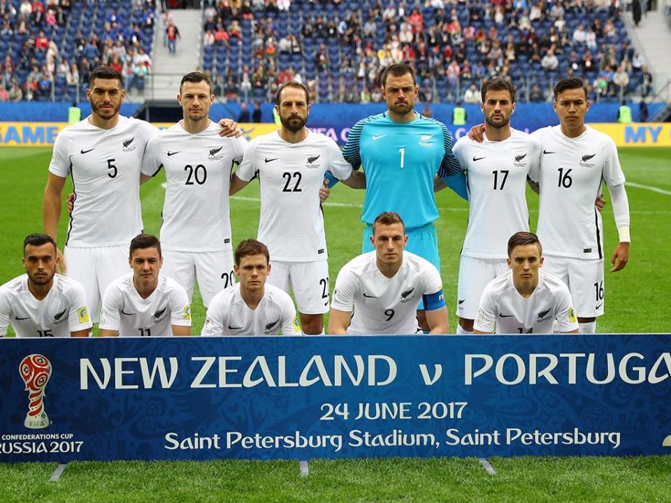 Selecionador da Nova Zelândia confiante para play-off frente ao Peru