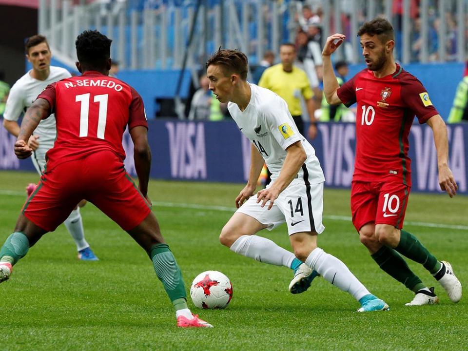 Nélson Semedo quer ir ao Mundial e colocar Portugal à frente de Espanha