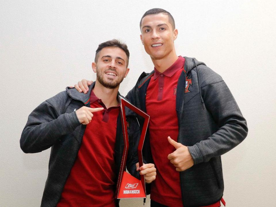 Bernardo já está a superar Ronaldo? A verdade dos números