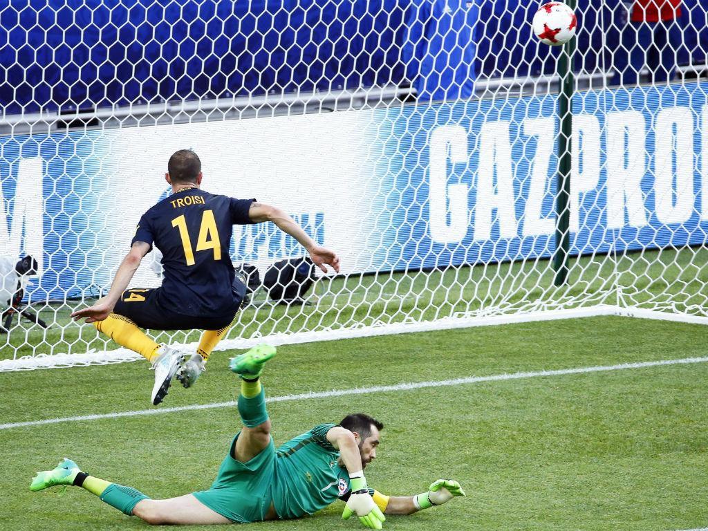 Arábia Saudita apurada graças a melhor diferença de golos