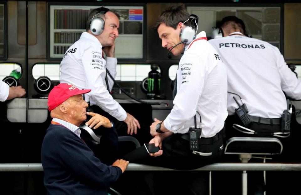 F1: Vêm aí mudanças na estrutura da Mercedes