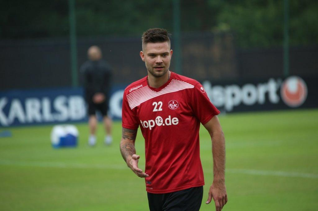 Lukas Spalvis, do Sporting, à experiência no Kaiserslautern — Mercado