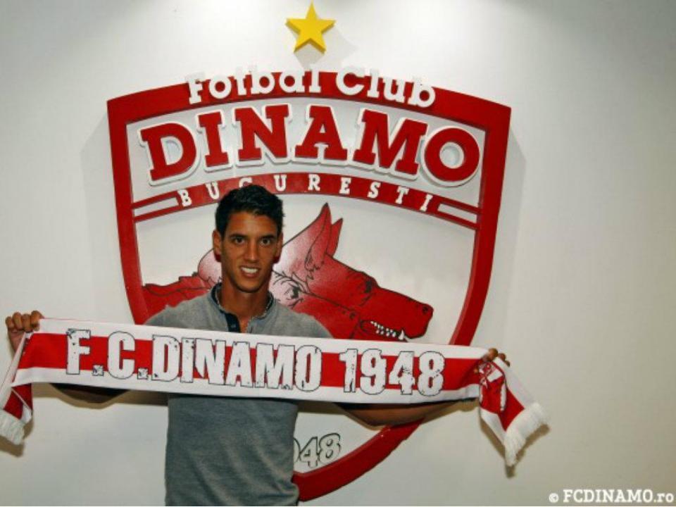 VÍDEO: Diogo Salomão bisa na vitória do Dínamo Bucareste