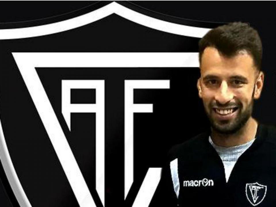 II Liga: Fernando Ferreira segue Pica e assina pelo Ac. Viseu