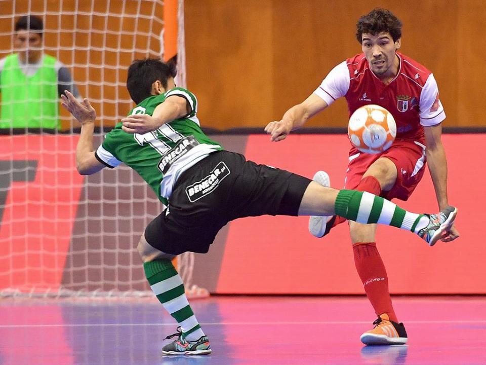 UEFA Futsal Cup  os horários de Sporting e Braga na fase de grupos ... 7e78ed1fc334f
