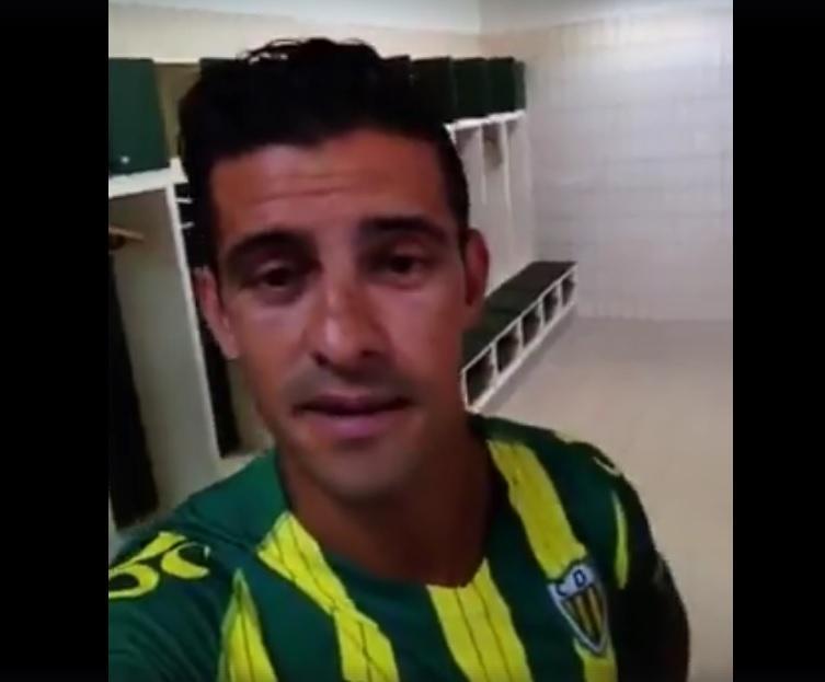 VÍDEO: Ricardo Costa em Tondela com contrato até 2019
