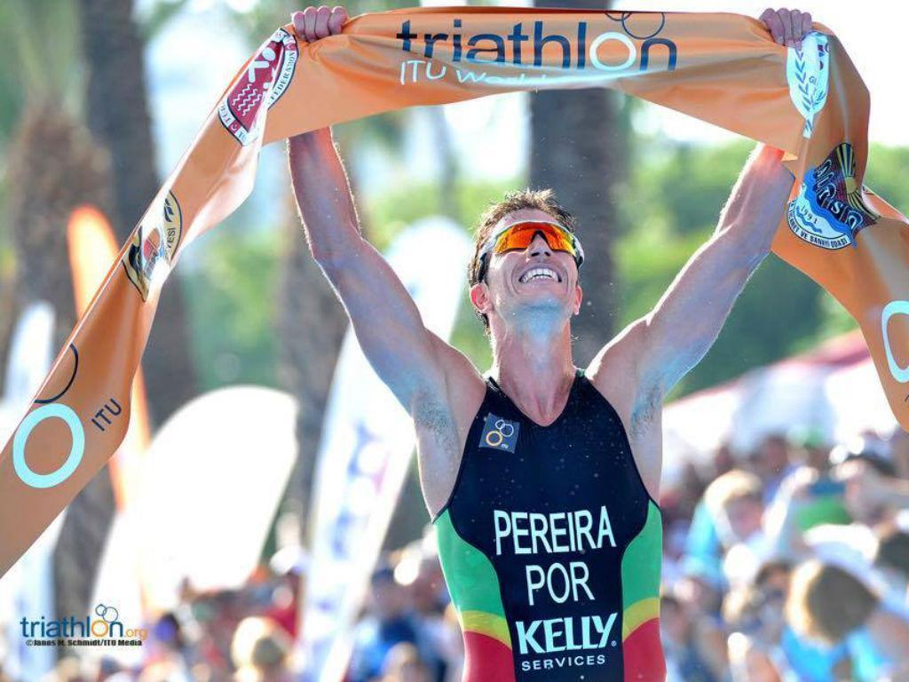 João Pereira: chegou tarde, mas em sete dias venceu dois Europeus