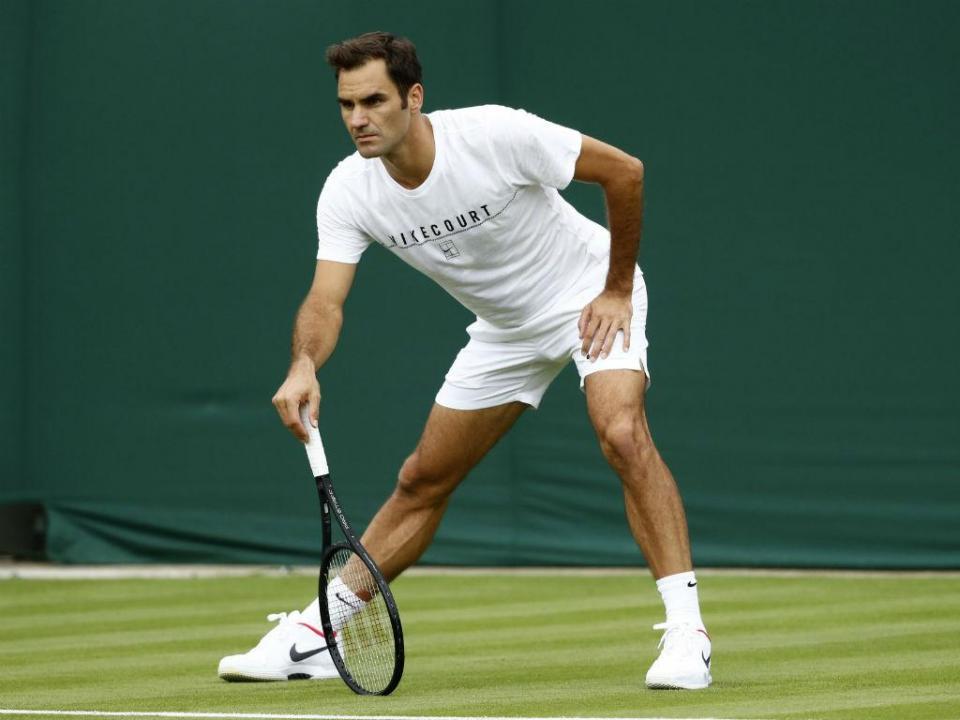 Federer anunciou que não vai disputar o último Masters da época