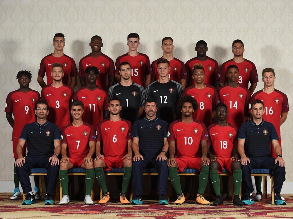 Euro sub-19: Florentino rejeita comparações entre 2017 e 2018