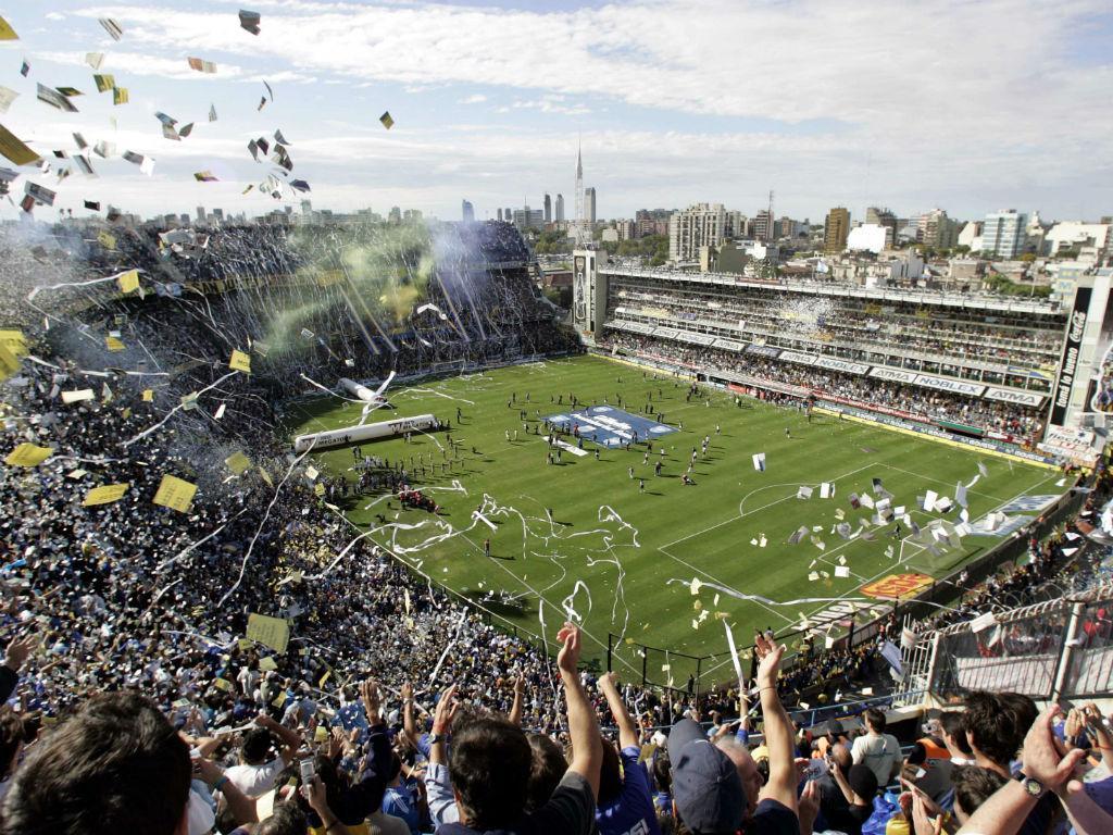 Mundial: aflita na qualificação, Argentina vai voltar à Bombonera