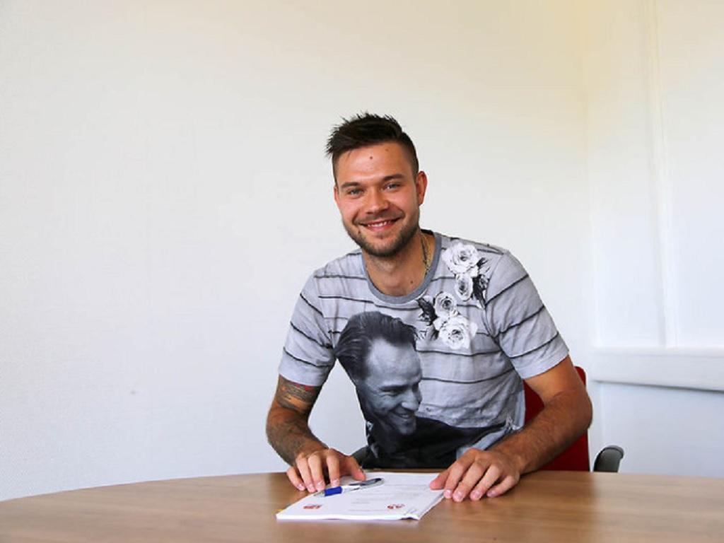 Sporting empresta Lukas Spalvis aos alemães do Kaiserslautern — Mercado