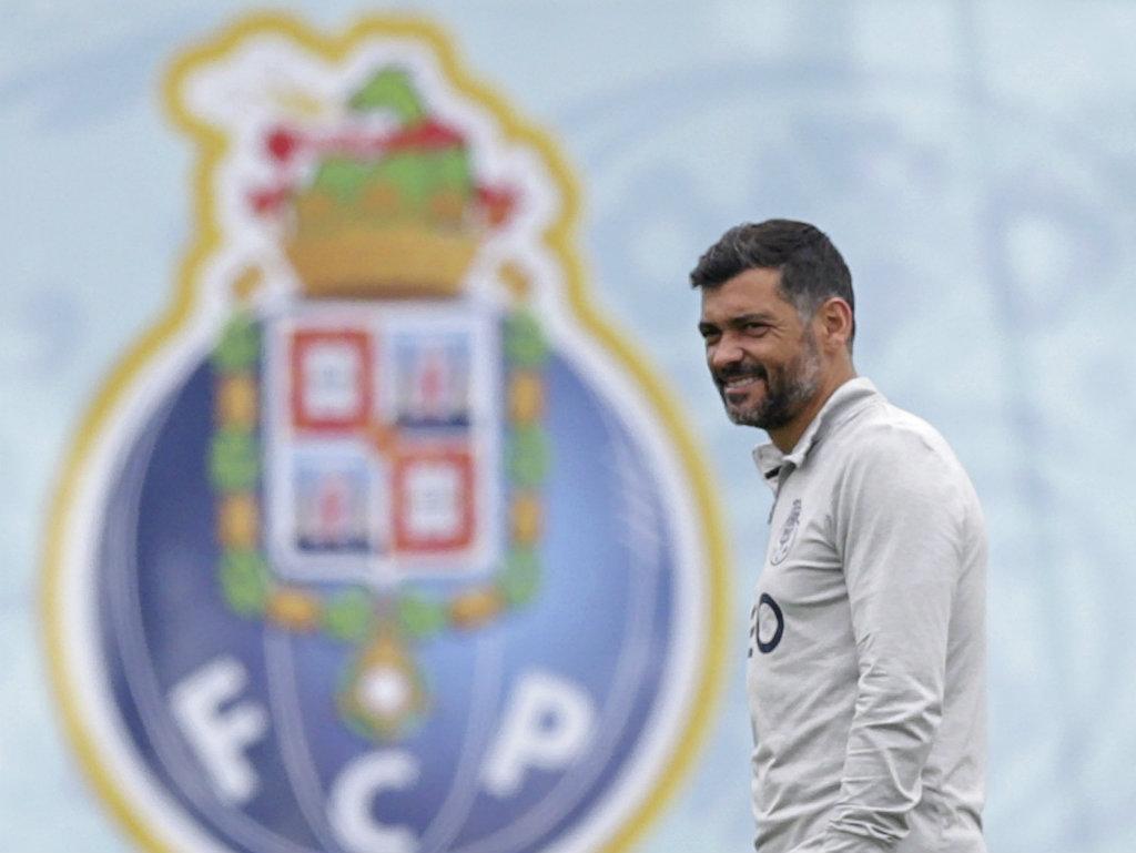 Empate no primeiro teste da era-Conceição — FC Porto