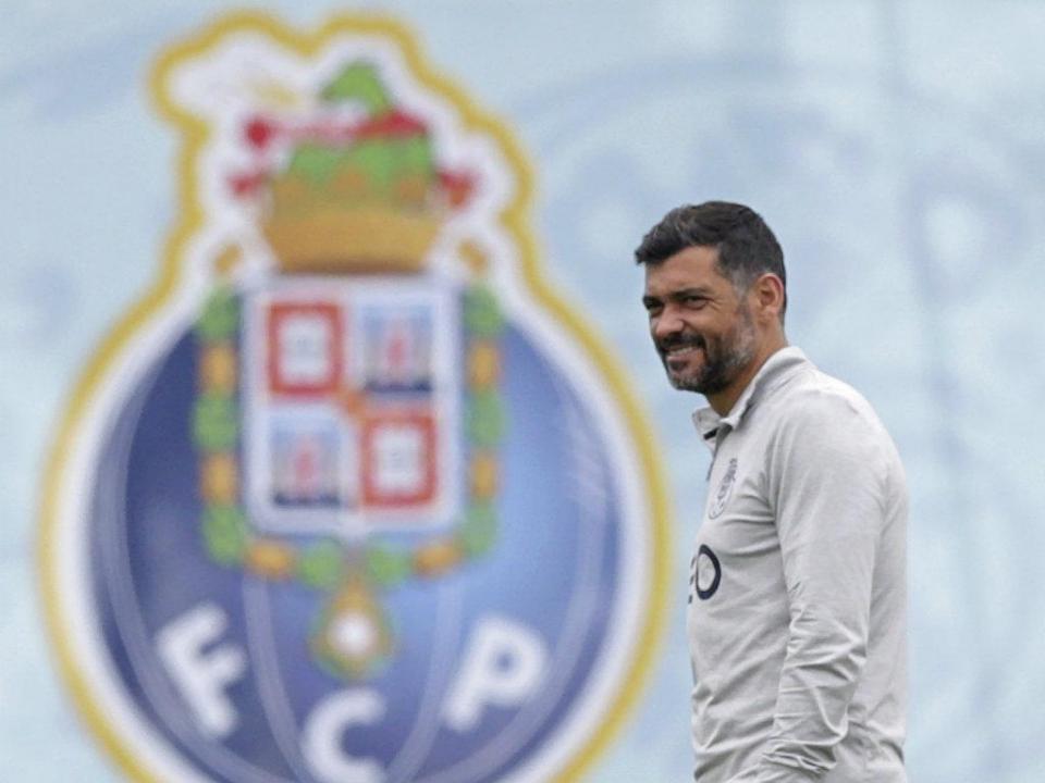 FC Porto: cinco indisponíveis na véspera do jogo com o Portimonense