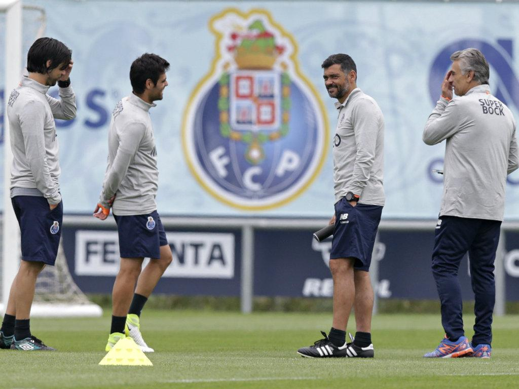 FC Porto começa a preparar visita a Vila do Conde na máxima força
