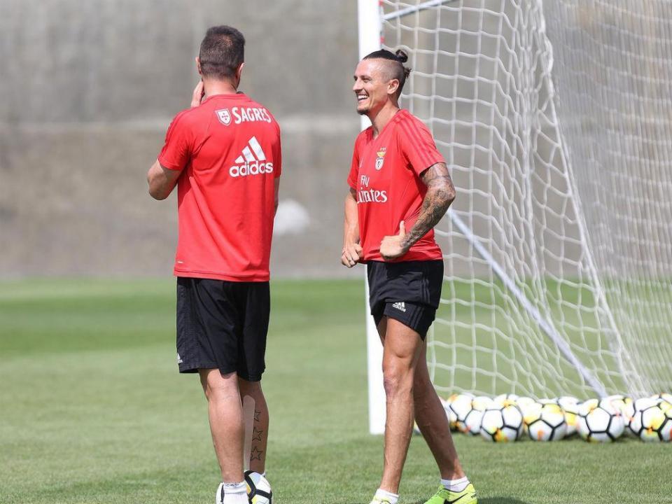 Benfica: Rui Vitória recupera trio