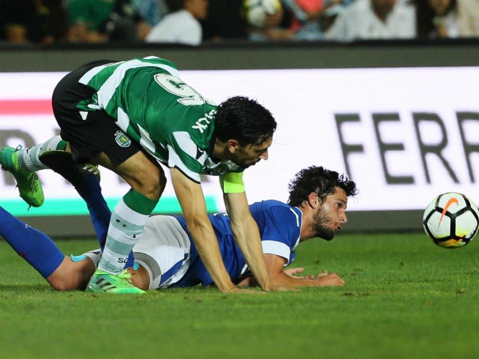 OFICIAL: Sporting vende Paulo Oliveira ao Eibar