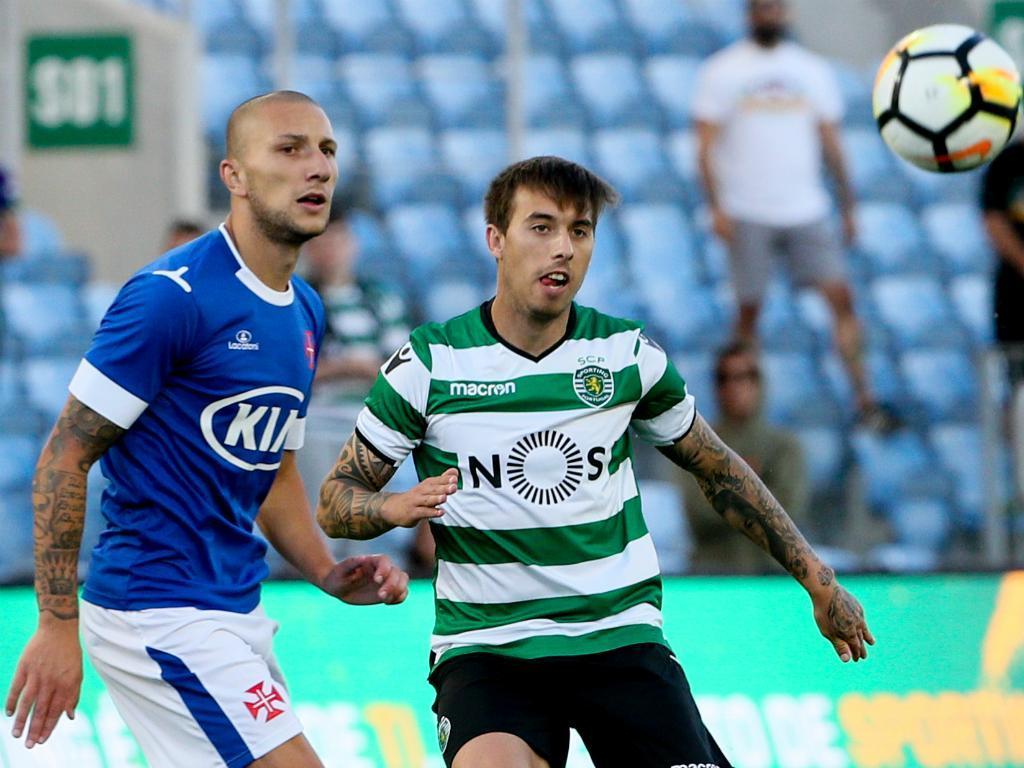 Sporting-Tondela: Iuri Medeiros titular, Gelson Martins no banco