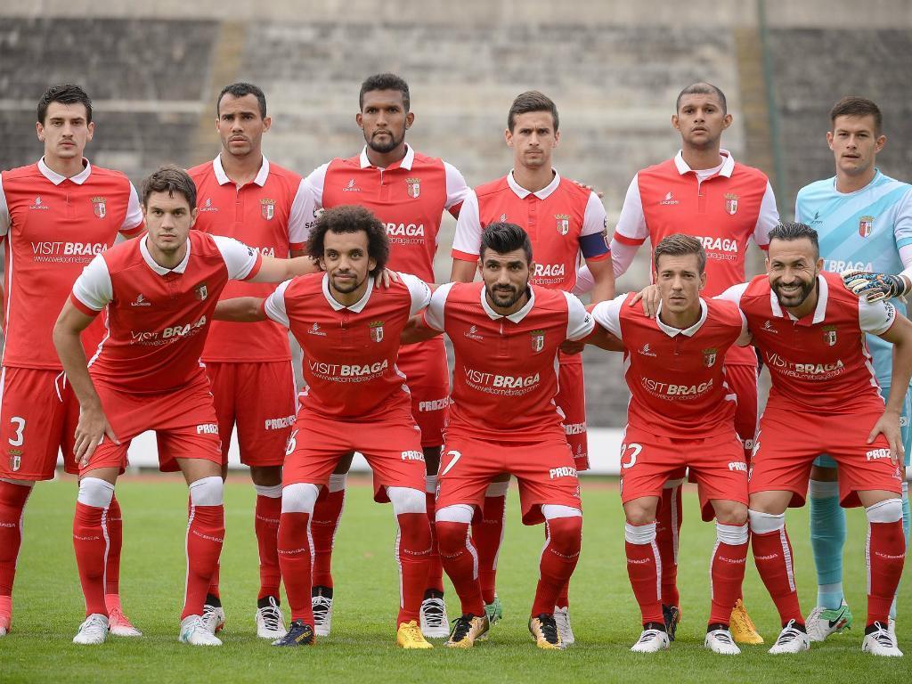 Pré-eliminatória da Liga Europa: Braga e Marítimo esperam por resultados