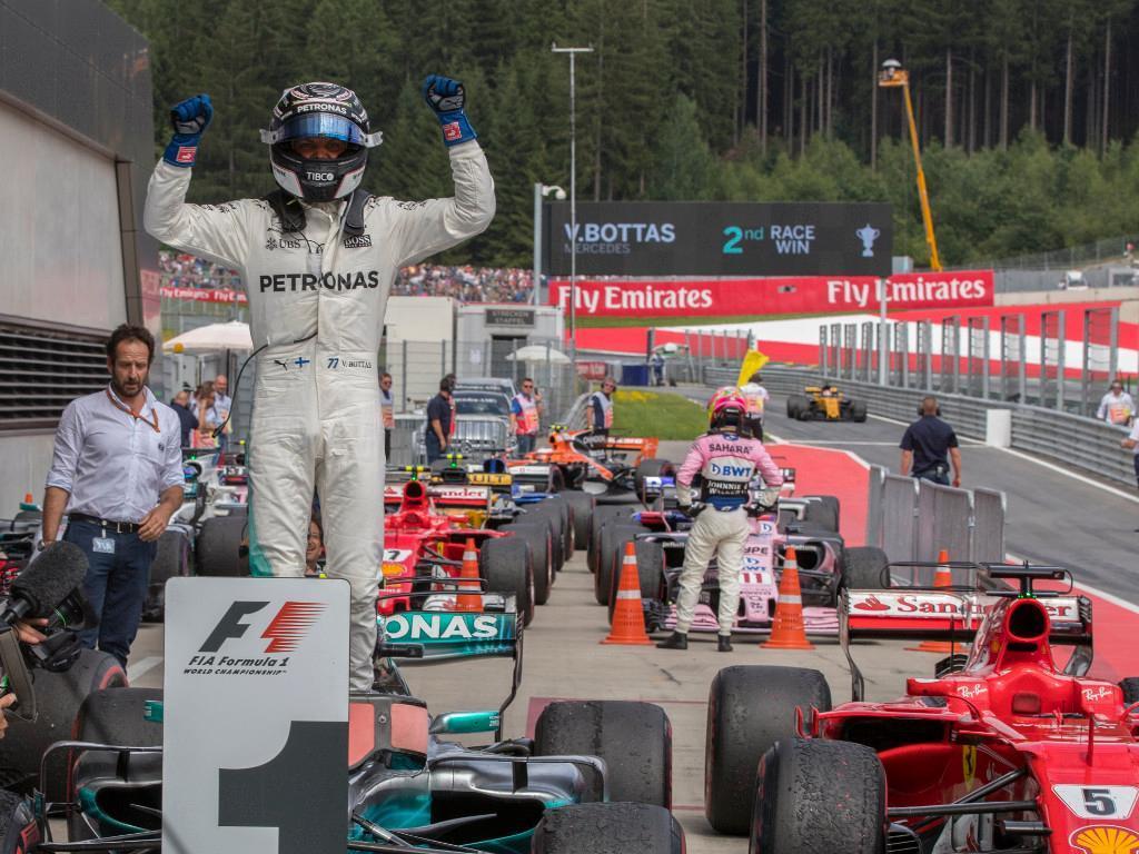 Sem surpresas, Mercedes renova contrato de Bottas para 2018