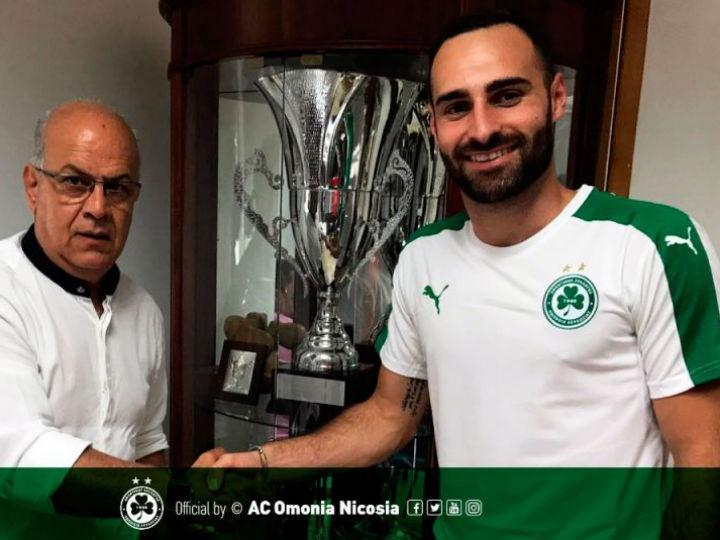 VÍDEO: golo de Rafael Lopes no empate do Omonia