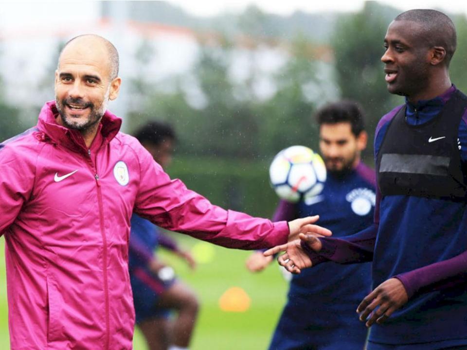 Guardiola revela que esteve para jogar no City e no Wigan: «Já era velho»