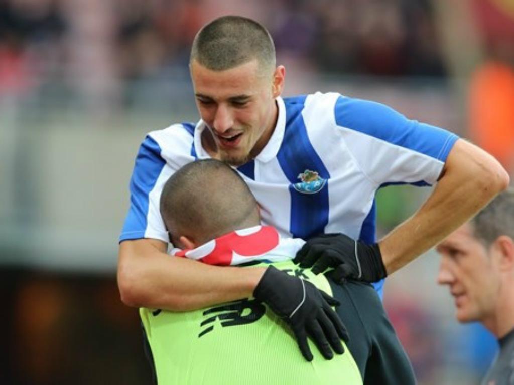 FC Porto: André Pereira novidade no treino
