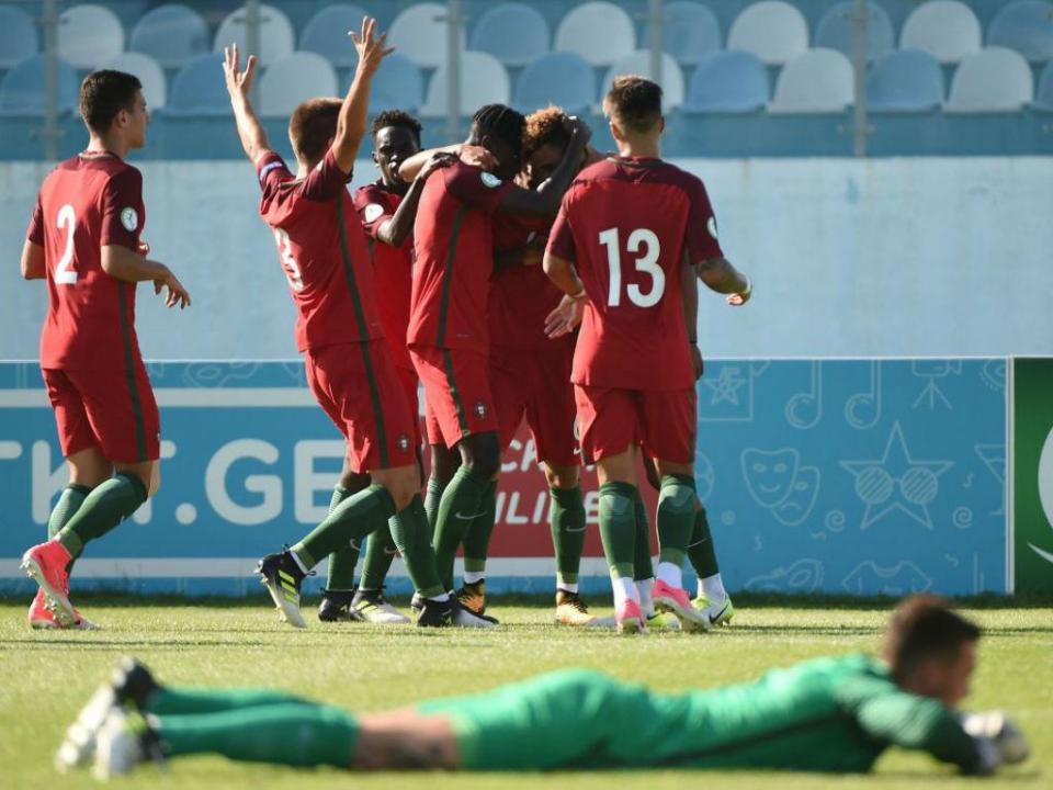 Euro Sub-19: Portugal defronta Finlândia, Noruega e Itália