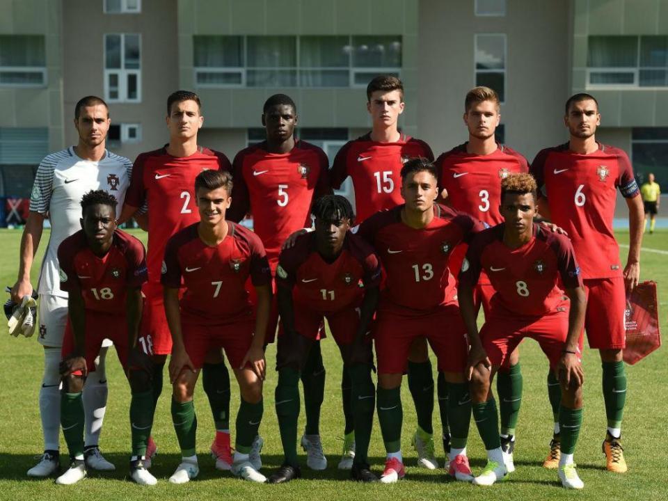 Sub-19: os 21 convocados para encontro com a Hungria