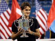 Roger Federer: Estados Unidos 2007 (Reuters)