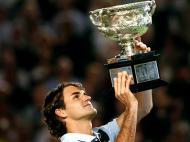 Roger Federer: Austrália 2007 (Reuters)