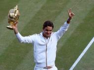 Roger Federer: Wimbledon 2009 (Reuters)