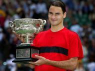 Roger Federer: Austrália 2004 (Reuters)