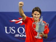 Roger Federer: Estados Unidos 2008 (Reuters)