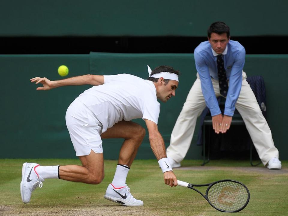 Wimbledon: Federer em frente, «sangria» continua no torneio feminino