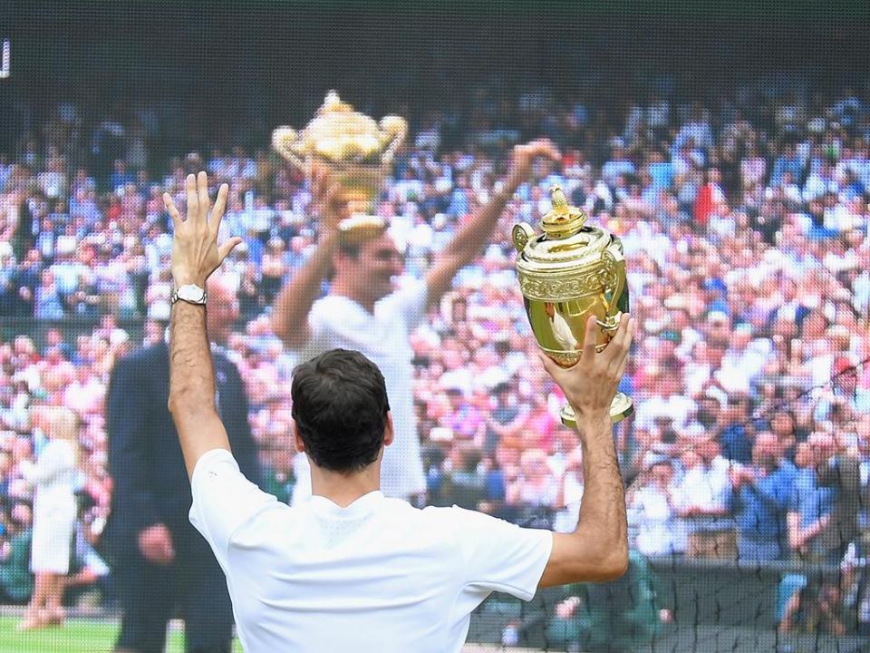 Wimbledon: vencedores de singulares ganham cerca de 2,4 milhões