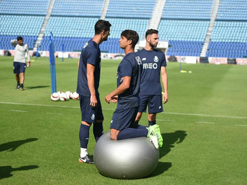 FC Porto a caminho do México com Vaná, Danilo e Martins Indi