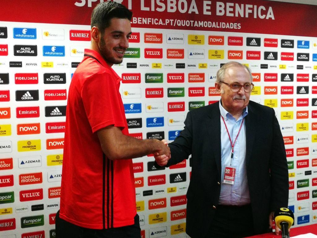 José Silva troca o FC Porto pelo Benfica
